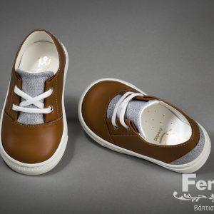 Βαπτιστικό παπούτσι για αγόρι everkid