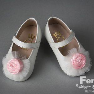Βαπτιστικό παπούτσι για κορίτσι 1000e everkid