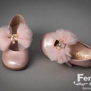 Βαπτιστικό παπούτσι για κορίτσι everkid