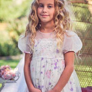 Βαπτιστικά ρούχα για Κορίτσι Designer's Cat Blair