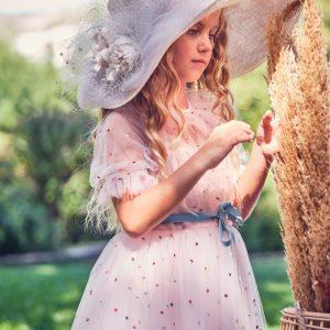 Βαπτιστικά ρούχα για Κορίτσι Designer's Cat Catalina