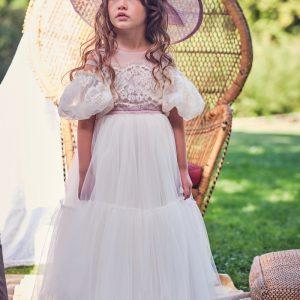 Βαπτιστικά ρούχα για Κορίτσι Designer's Cat Mackenzie