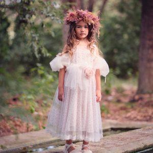 Βαπτιστικά ρούχα για Κορίτσι Designer's Cat Madison