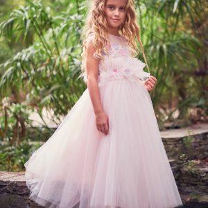 Βαπτιστικά ρούχα για Κορίτσι Designer's Cat Mirella