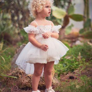 Βαπτιστικά ρούχα για Κορίτσι Designer's Cat Colin