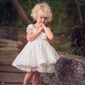 Βαπτιστικά ρούχα για Κορίτσι Designer's Cat Maliyah