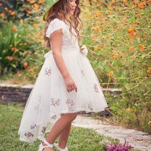 Βαπτιστικά ρούχα για Κορίτσι Designer's Cat Addison