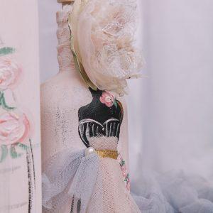 Σετ λαδικών για κορίτσι Haute Couture