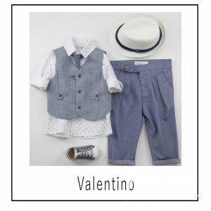 Βαπτιστικά ρούχα για Αγόρι Valentino