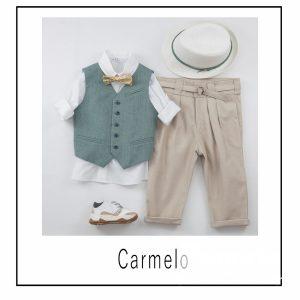 Βαπτιστικά ρούχα για Αγόρι Carmelo