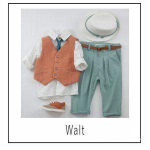 Βαπτιστικά ρούχα για Αγόρι Walt
