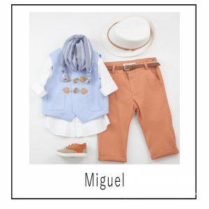 Βαπτιστικά ρούχα για Αγόρι Miguel
