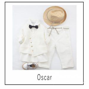 Βαπτιστικά ρούχα για Αγόρι Oscar