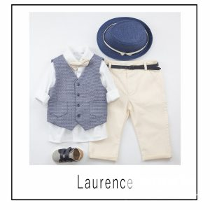 Βαπτιστικά ρούχα για Αγόρι Laurence