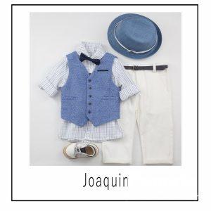 Βαπτιστικά ρούχα για Αγόρι Joaquin