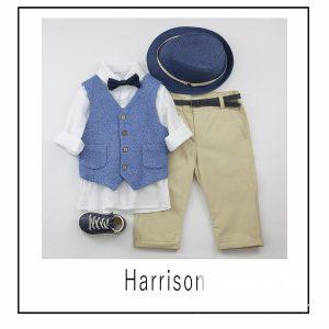 Βαπτιστικά ρούχα για Αγόρι Harrison