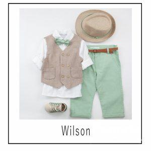 Βαπτιστικά ρούχα για Αγόρι Wilson