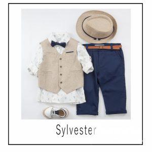 Βαπτιστικά ρούχα για Αγόρι Sylverster