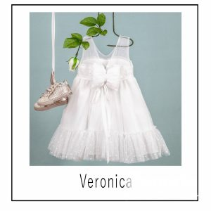 Βαπτιστικά ρούχα για Κορίτσι Veronica