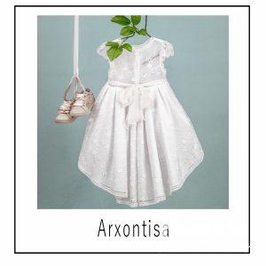 Βαπτιστικά ρούχα για Κορίτσι Archontissa