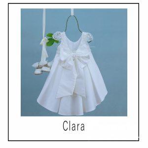 Βαπτιστικά ρούχα για Κορίτσι Clara