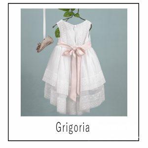 Βαπτιστικά ρούχα για Κορίτσι Grigoria