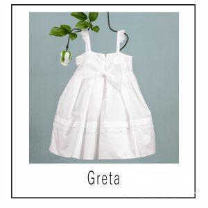 Βαπτιστικά ρούχα για Κορίτσι Greta